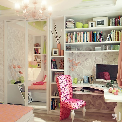 Girly-Desk